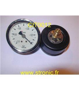 VACUOMETRE  -1 A 0 BAR 400472