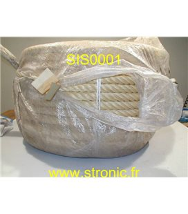 CORDAGE CHANVRE 22mm x 100 METRES