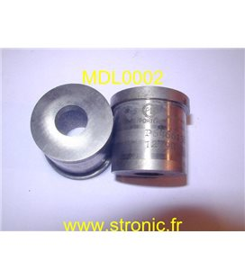 MATRICE RONDE A COLLERETTE h5  12.7mm