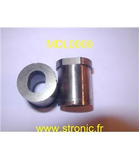 MATRICE RONDE A COLLERETTE  11.2 x 14.2 mm