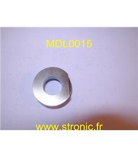MATRICE RONDE LISSE    14.5 mm