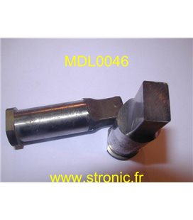 POINCON TETE CYLINDRIQUE RECT: 14.1 x 9.1