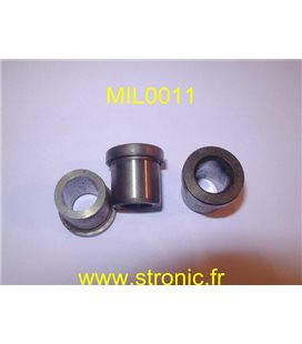 MATRICE RONDE A COLLERETTE m5  12 mm