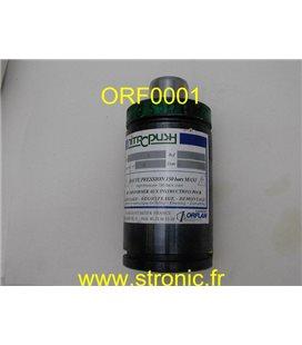 RESSORT AZOTE NITROPUSH  N3.3 1500C25