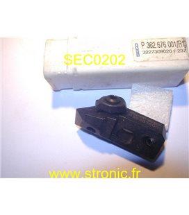 PORTE PLAQUETTES P362 676 001/R179.06-1245C