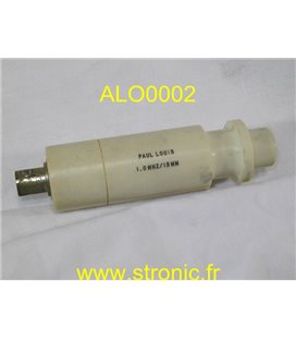 TRANSDUCER ULTRASOUND PAUL LOUIS  1MHZ  13mm