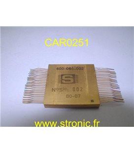 CIRCUIT HYBRIDE 600-066-002