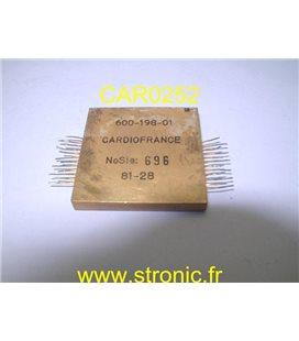 CIRCUIT HYBRIDE 600-198-01