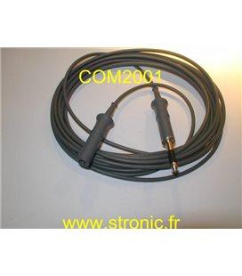 CABLE POUR ELECTRODE DISPERSIVE 60-0144-002