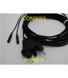 CABLE BIPOLAIRE 60-5130-001