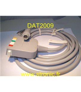 ECG PATIENT CABLE  0012-53-0006