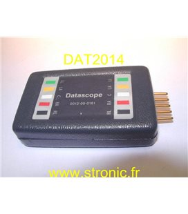 CABLE INTERFACE ECG  0012-00-0181