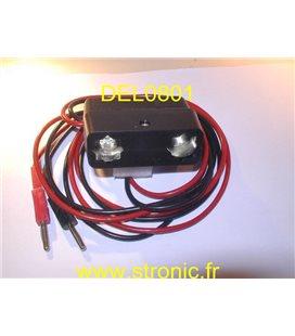 ELECTRODE DOUBLE TETE DT 50