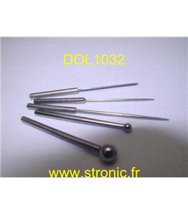 ELECTRODE  BOULE   6 mm