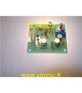 P.C. BOARD  NIIC  25095A