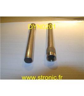 SONDE CRAYON 4 MHz METAL