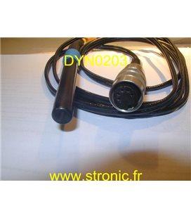SONDE CRAYON 4 MHz PLASTIQUE