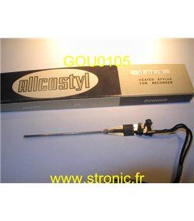 STYLET ENREGISTREUR ECG ELECTRIQUE ST 212/N