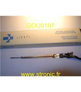 STYLET ENREGISTREUR ECG ELECTRIQUE ST 212/L