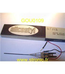 STYLET ENREGISTREUR ELECTRIQUE ST 112