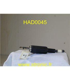 HADECO SONDE PLATE 8MHz JACK 3.5 MONO