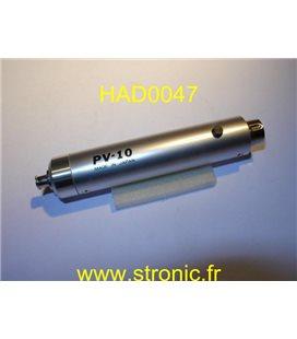 HADECO PREAMPLI  10MHz  PV 10 DIN 8B M 260ø