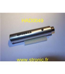 HADECO PREAMPLI 8 MHz DP 08MS8 DIN 8B M / JACK 3mm