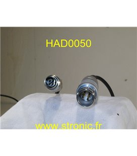HADECO PROLONGATEUR  FISHER 4B / MINI DIN 4B M
