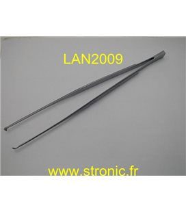PINCE DISSECTION QUENU 25 Cm B40345
