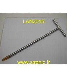 TIRE FOND DE LAMBOTTE INOX  J521600