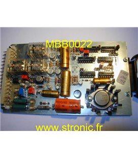 CART DE CONTROLE STP-1B-  K620-101.300-01.01