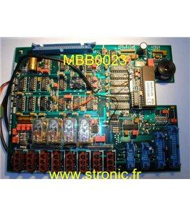 CPU BOARD MEDILAS K630.101.500-02.01