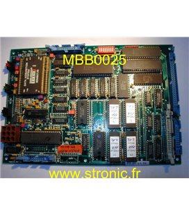 CPU BOARD MEDILAS K622 101.500-02.01