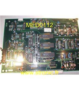 PLATINE C.I     315-02-007-3  SA1500  RECEIVER