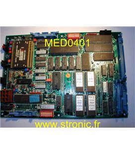 CARTE MICROPROSSEUR PCB6  K662101.500.02