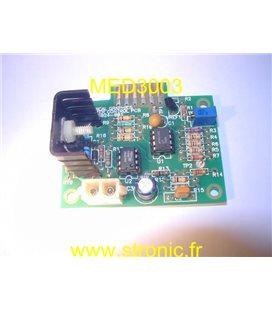 PLATINE HEATER CONTROL PCB