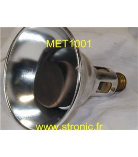 EMETTEUR INFRA-ROUGE METAL 250W  E27