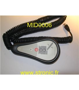 TELECOMMANDE CABLEE 029-2223-00