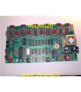 PLATINE 5 AXES CONTROL BD 002-0442-00