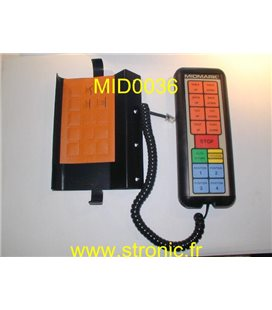 TELECOMMANDE CABLEE 9A93001