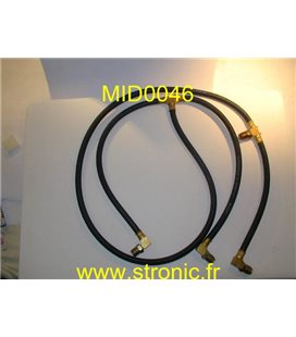 RETURN HOSE KIT 002-0099-00