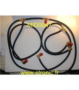 RETURN HOSE KIT 002-0021-00