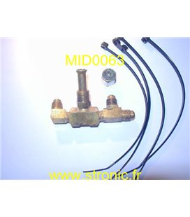 POWER MANIFOLD-TILT FITTING 014-036-00