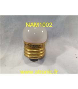 LAMPE MICROSCOPE  220V  15W  820.21