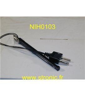 STYLET ENREGISTREUR ECG TLS 120E