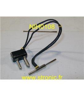 STYLET MARQUEUR ECG ST-3  MO 10