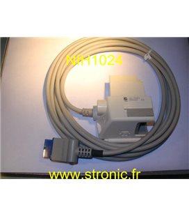 CABLE POUR ELECTRODES JETABLES  JH-755V