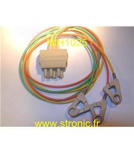 PROLONGATEUR CABLE ECG BR-018P
