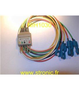 PROLONGATEUR CABLE ECG BR-004P