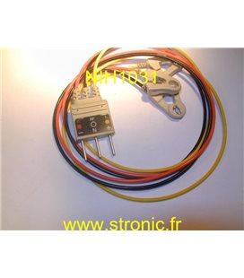 PROLONGATEUR CABLE ECG BR-646S